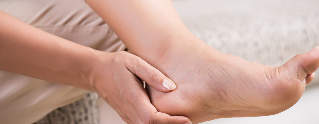 Foot and Ankle Pain Relief Edison & Paramus, NJ